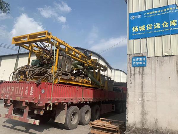 柬埔寨物流之运输机械设备